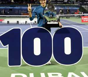 Roger Federer's 100th title: Who's saying what