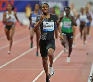 McColgan calls for new categories as Semenya row rumbles on