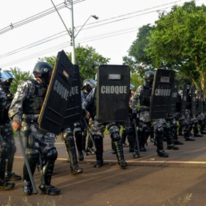 Brazilian cops drop 'masculinity' requirement