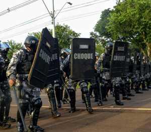 Brazilian cops drop 'masculinity' requirement
