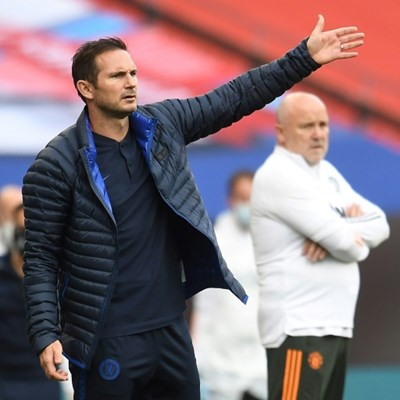 Lampard aims to cap Chelsea comeback with FA Cup glory