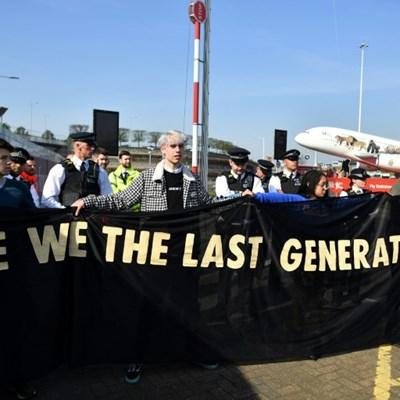 Heathrow campaigners lose court case against expansion