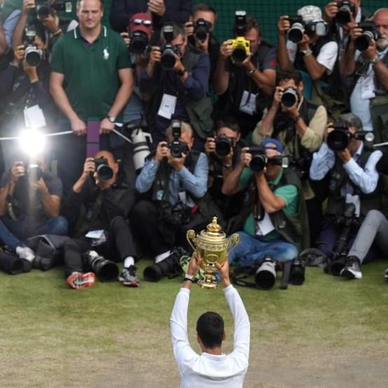 Djokovic ready to be first among equals at Wimbledon