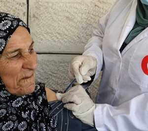 Palestinians to get million Covid vaccine doses in swap with Israel