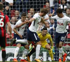 Spurs duo Lloris, Alli to miss Liverpool, Inter clashes