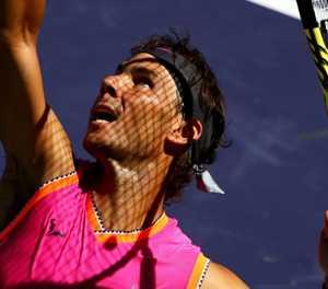 Nadal breezes into Indian Wells quarter-finals