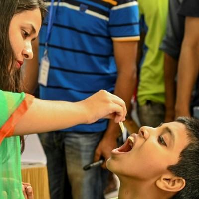 Bangladesh kicks off vaccination blitz to eliminate cholera