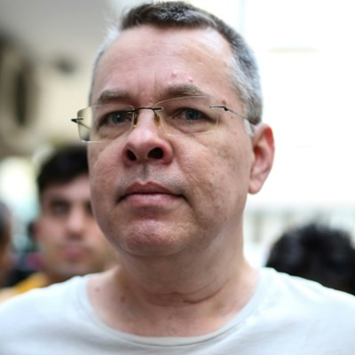 Pastor back on trial in Turkey as US hopeful of release