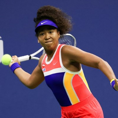 'Positive' Osaka beats Brady to reach US Open final