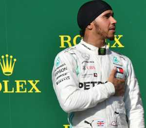 Lauda would have taken his hat off for that, says victorious Hamilton