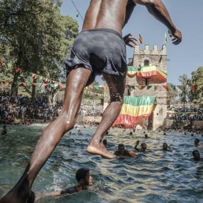 Ethiopians look for love during Orthodox epiphany celebration