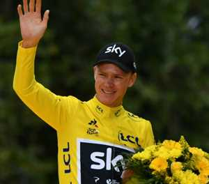Froome cleared of doping, free to race Tour de France