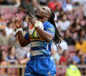 Speedster Senatla strikes as Stormers top Super Rugby table