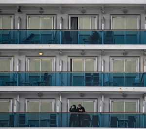 Quarantine nightmare still not over for left-behind cruise ship crew