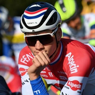 Van der Poel the star name as Alpecin make Tour debut