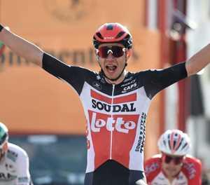 Kron grabs surprise win in Tour of Catalonia opener