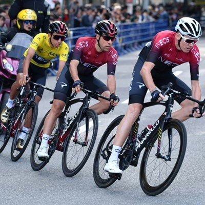 Froome's Olympic hopes dented by Team GB quota