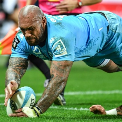 Fiji's Nadolo to join Leicester from Montpellier