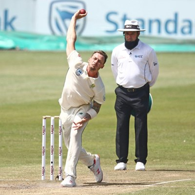 Steyn sets sights on World Cup
