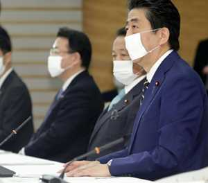 Japan to declare state of emergency over coronavirus