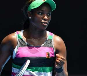 Stephens races into Open round three as Bertens dumped