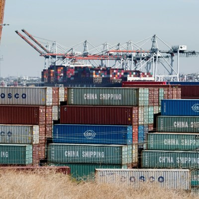 Trade tensions slam brakes on global economy: OECD
