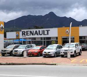 Seaman's Renault: long history and exciting future