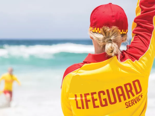 Lifeguards at all 23 beaches this season