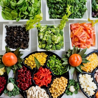 GUIDE: Four ways to get your eating habits back on track
