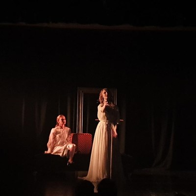 Tamryn showcases her talent at theatre