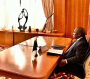 President Ramaphosa to participate virtually in Qatar Economic Forum