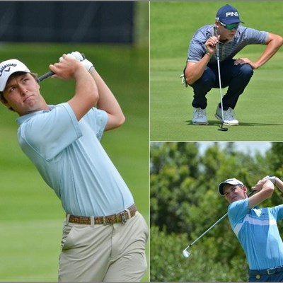 GolfRSA National Squad trio named for Eisenhower Trophy