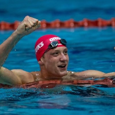 Youngest SA swimmer qualifies for Olympics
