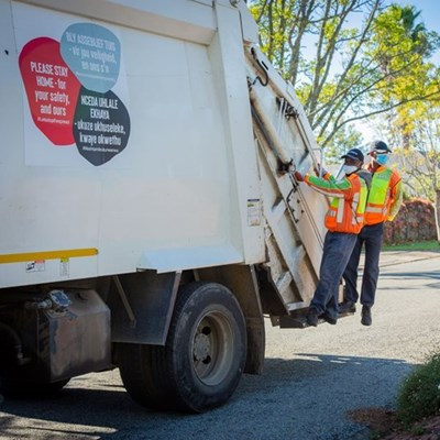 Refuse removal resumes Monday 15 June