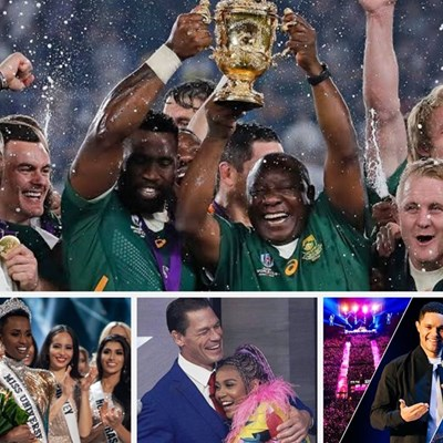Moments South Africans can be proud of in 2019