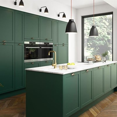 Trends in kitchen design in 2020