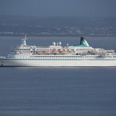 Cruise season starts