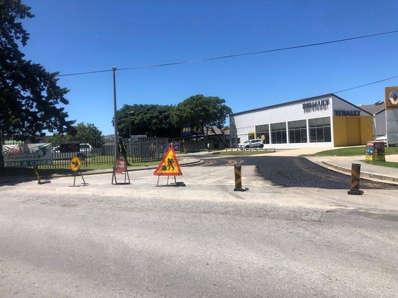 Municipality resurfaces roads before peak season