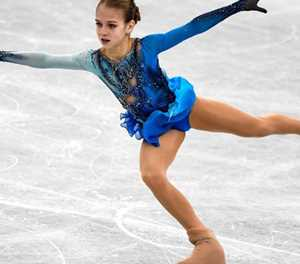 Teenage Russian skater makes history with qudruple Lutz jump