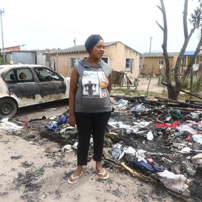 Wheelchair-bound woman dies in fire
