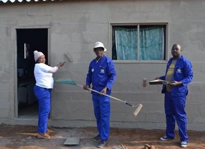 Huise opgeknap vir Mandeladag