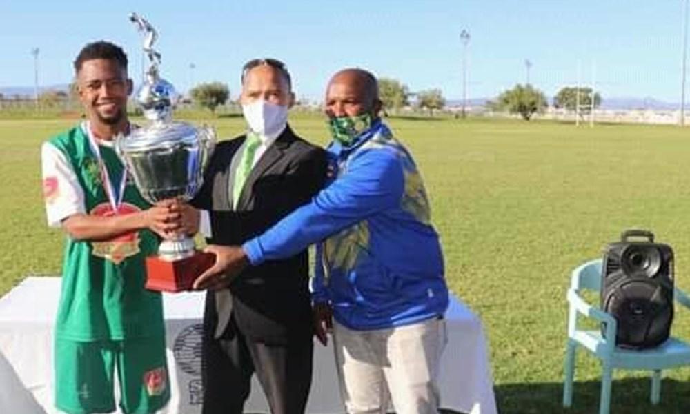 Peace Makers win SAFA Eden Top 8 Tournament