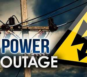 Power outage: Industrial Area