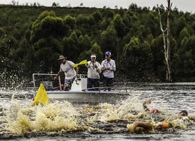 Western Cape Aquatics host Open Water Swimming Championship
