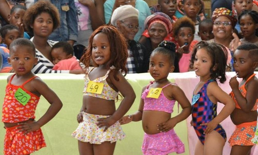 Mr and Miss Khanyisa beauty pageant