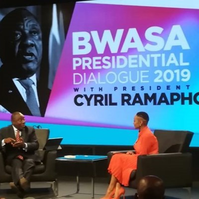 We will discriminate in favour of women: Ramaphosa
