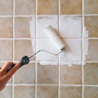 Make your small bathroom appear larger
