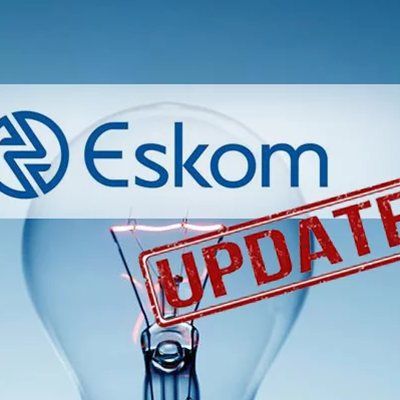 Stage 3 load shedding from 08:00
