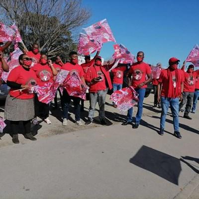 Nehawu hails health workers