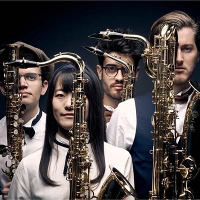 Saxophone quartet set to wow